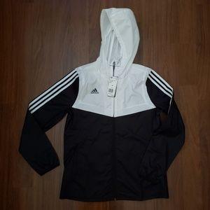 Adidas light weight jacket M  womens